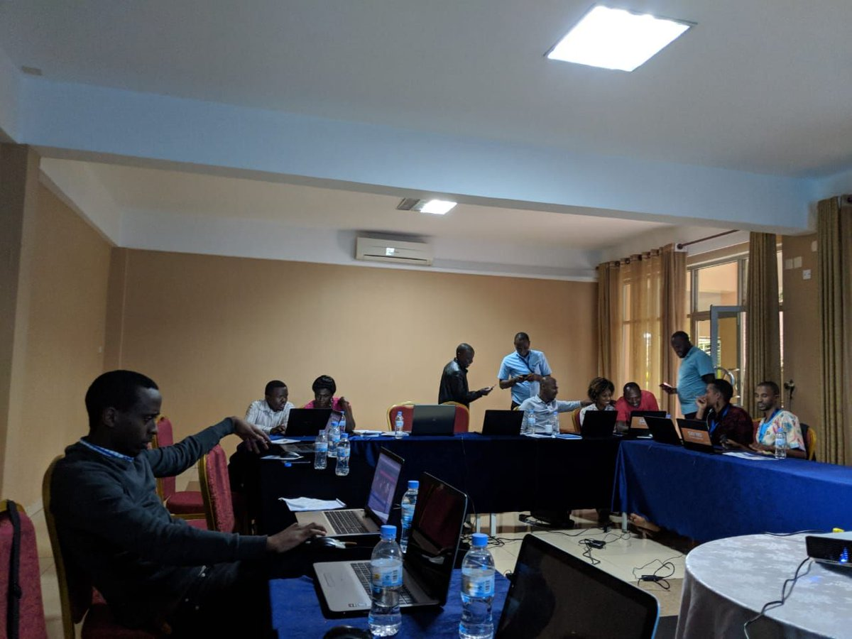 Rwanda has been using OTB&#39;s process automation software to license and regulate tourism entities since 2016. We are currently working hard with the @RDBRwanda tourism team to expand the use of the platform for a wider array of tourism regulation services. #SoftwareForAfrica<br>http://pic.twitter.com/cajrGI0SWS