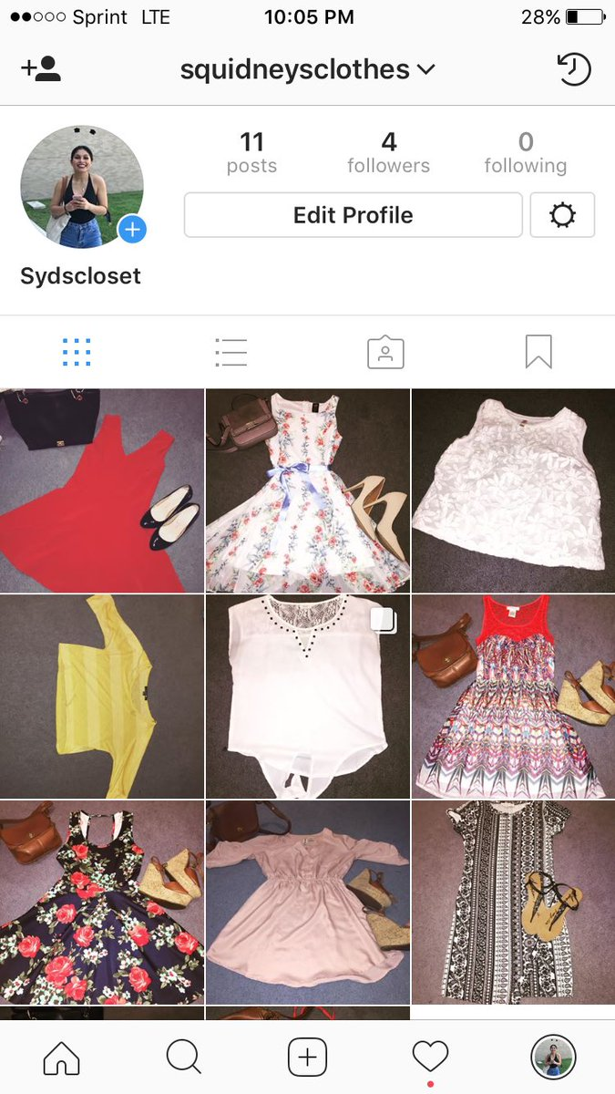 EVERYONE EVERYONE!  So like many girls, I have many many clothes in my closet that I no longer wear. Therefore I&#39;ve decided to sell a good chunk of them and if any of you are interested pls visit my insta: squidneysclothes pls and thank you! <br>http://pic.twitter.com/ccxxeqaMPy