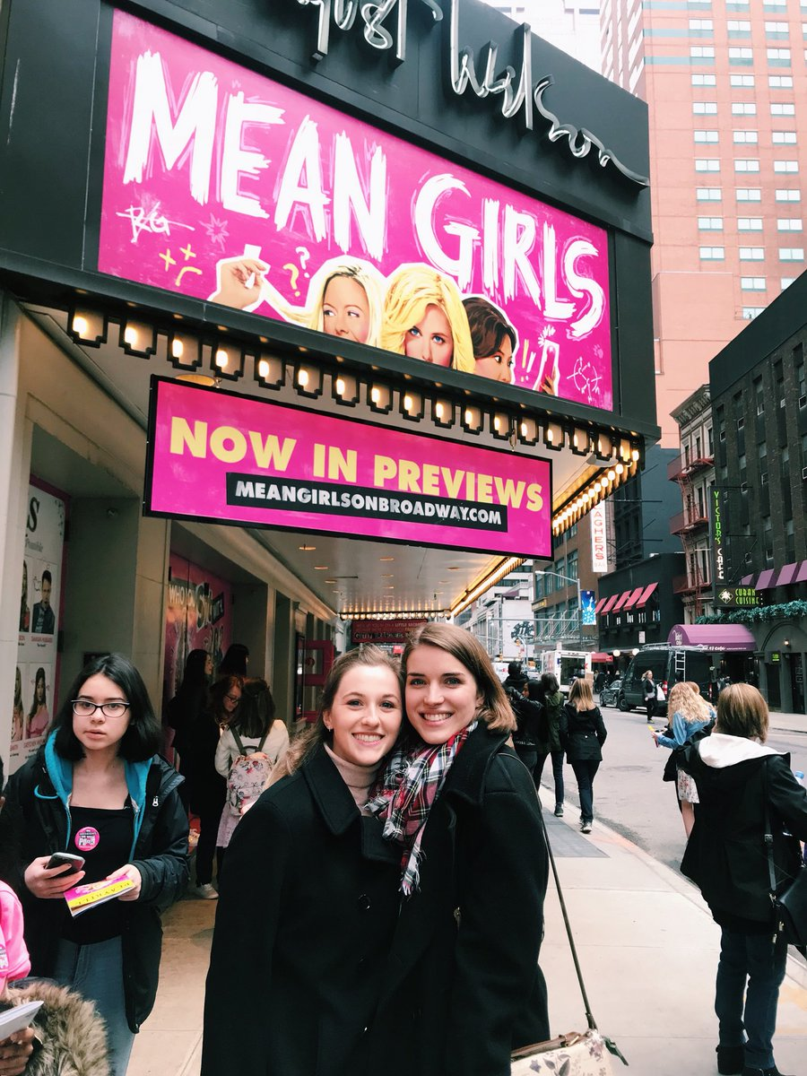 Mean Girls Broadway on Twitter: