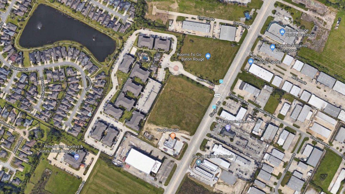 UPDATE: Impairment suspected in Siegen Lane crash that left 82-year-old woman dead https://t.co/nqK9ZxGd6o