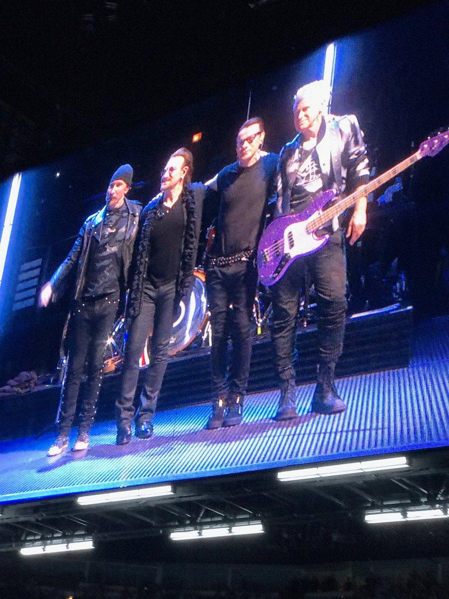 U2 > Tours > U2 eXPERIENCE + iNNOCENCE Tour 2018