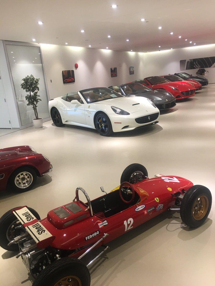 Harrington Junior Cars James Maclachlan On Twitter Lawrence Stroll S Dealership Ferrari Québec Juniorcars Harringtonjuniorcars