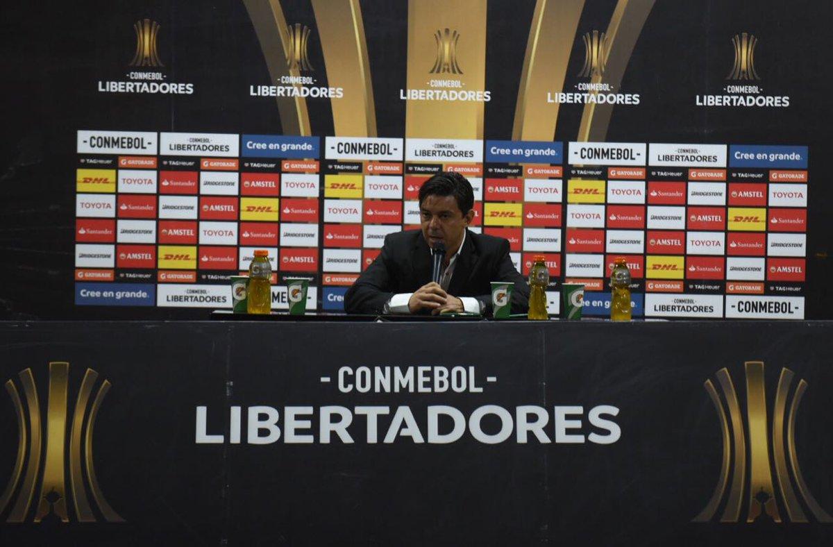 River Plate's photo on Gallardo