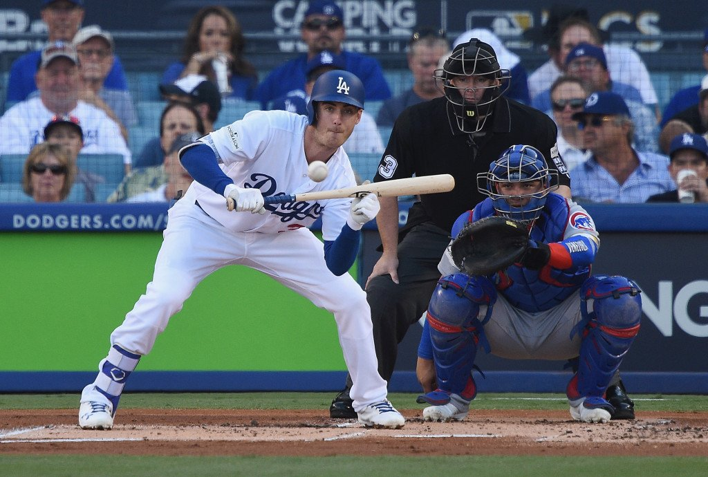 Dodgers slugger Cody Bellinger is encouraged to bunt, but not to sacrifice https://t.co/lrLHWVTLIq