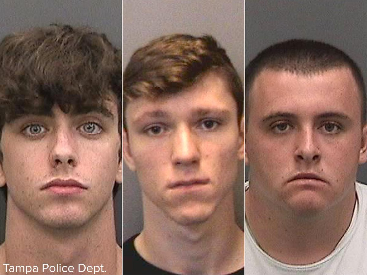 Three men arrested after Florida street racers kill mother pushing stroller, authorities say. https://t.co/AOqSN6dOVr