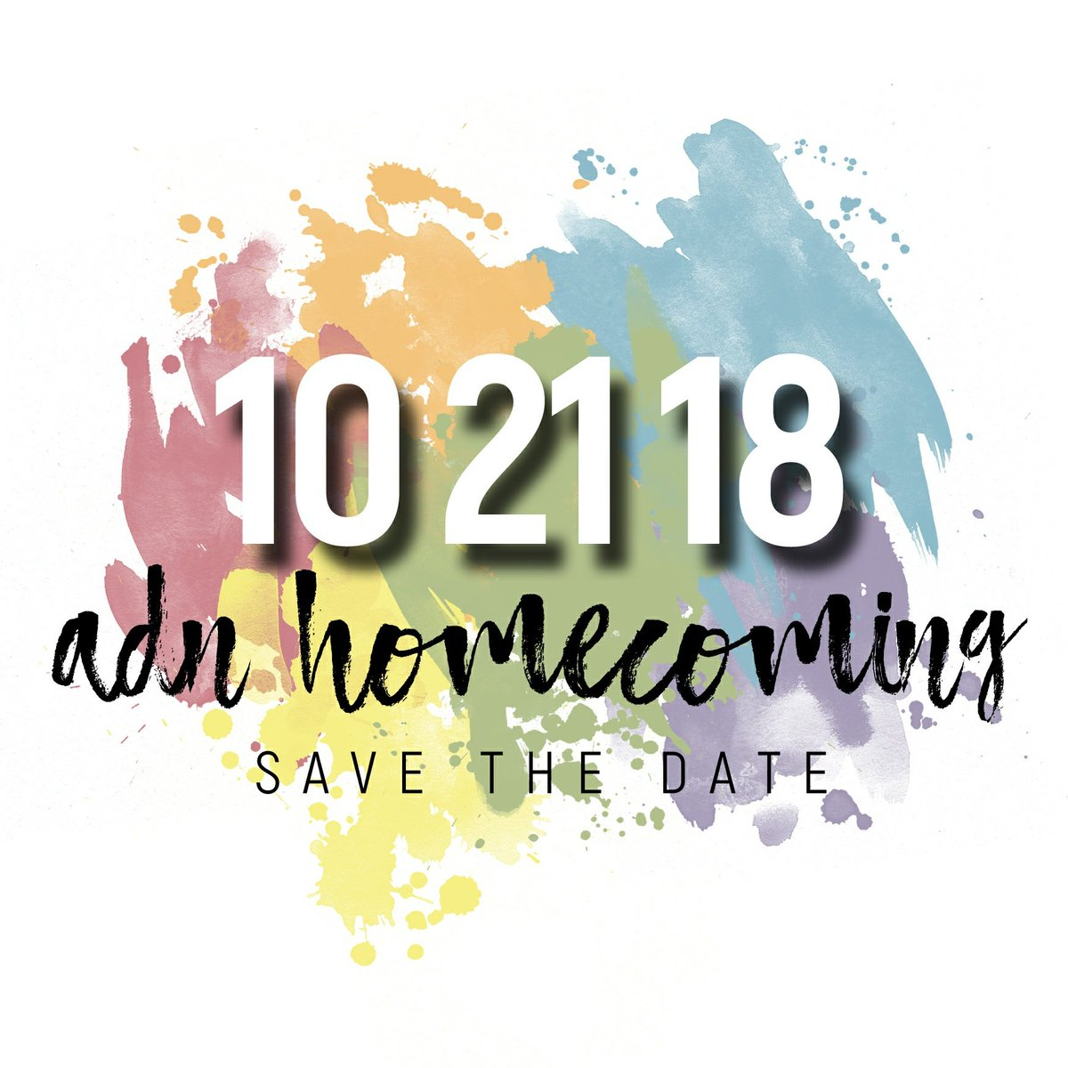 Excited? Superdupermega excited!  Save the date, ADN! Kitakits!   #ADNHomecomingSoon #ALDUB149thWeeksary<br>http://pic.twitter.com/rcxxHYuqNW