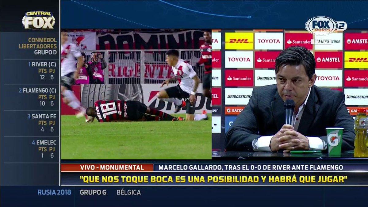 FOX Sports Argentina's photo on Gallardo