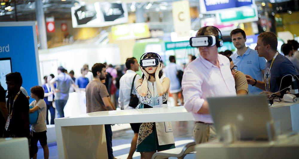 #VivaTech : coup d'envoi du rendez-vous mondial de l'innovation à #Paris >> https://t.co/GytYiLoa0u