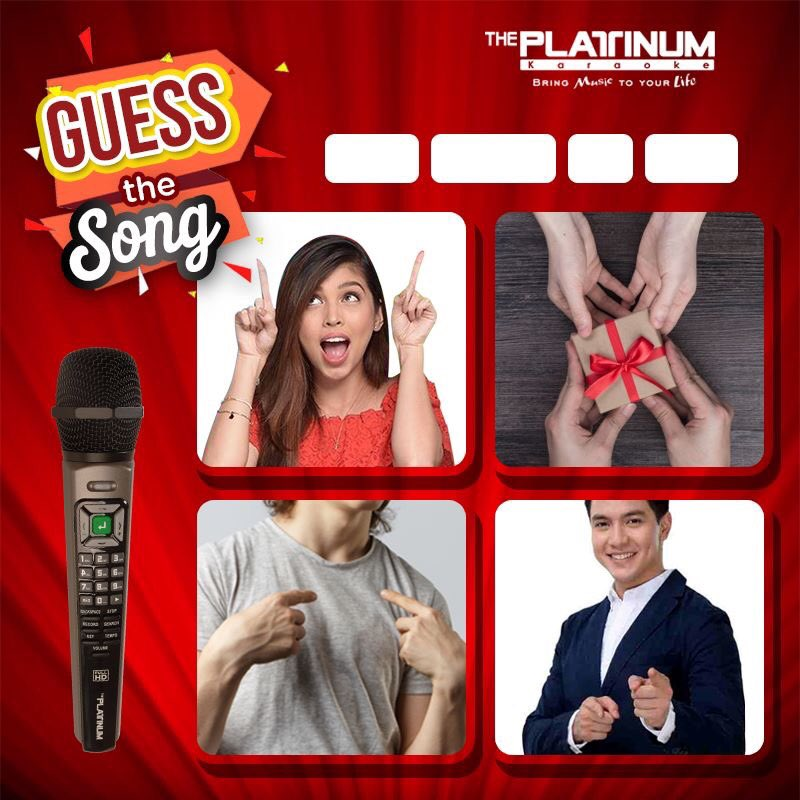 """WIN SODEXO GIFT CERTIFICATES TODAY!  1. Like the page 2. Guess the song and comment your answer   https://www. facebook.com/ThePlatinumKar aoke/posts/1951901561520611 &nbsp; …  with the hashtag #PlatinumKaraoke 3. Tag the 3 of your friends  Contest will end on Wednesday, May 30, 2018.""  MaineDKNLK 3DaysToGo #ALDUB149thWeeksary<br>http://pic.twitter.com/gZXLa8tv3N"