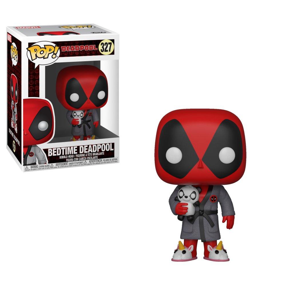RT & follow @OriginalFunko for the chance to win a Bedtime Deadpool Pop!