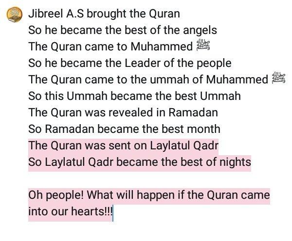 Quran Memorization on Twitter: