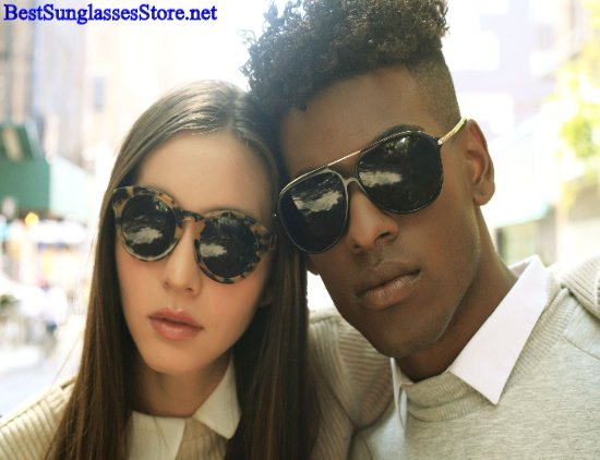 Trendy couple with sunglasses, perfect combination :) Get warehouse sales 90% off at https://bestsunglassesstore.net  #rayban #sunglasses #sunglasseslover #cateyeglasses #eyewearfashion #sunglassesfashion #wefie