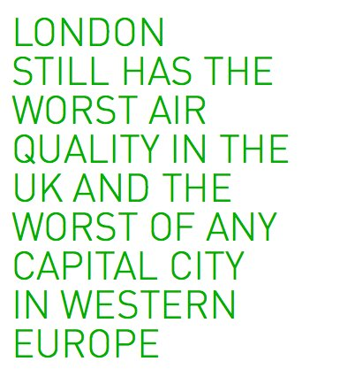 London Car Free Day On Twitter Given Today S News About Air