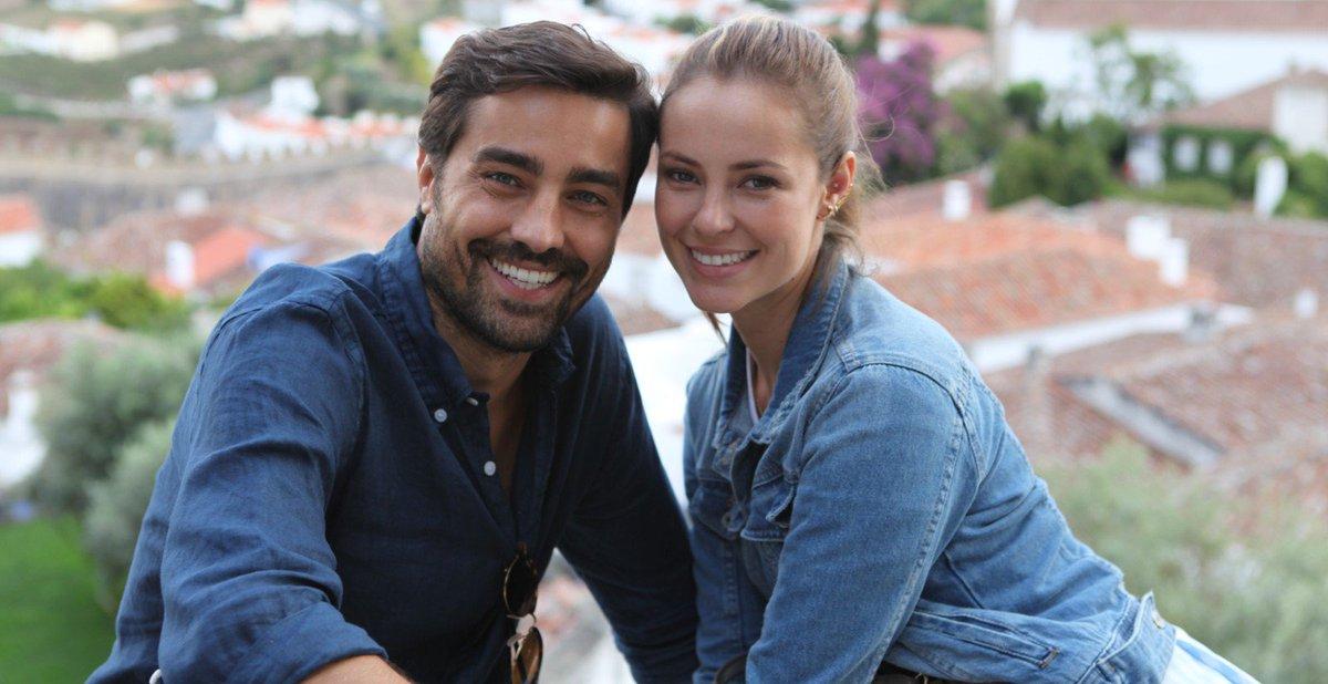 Paolla Oliveira e Ricardo Pereira tentam aproximar Brasil e Portugal em comédia romântica com 'quê de novela' https://t.co/Grnxqsf80d #G1