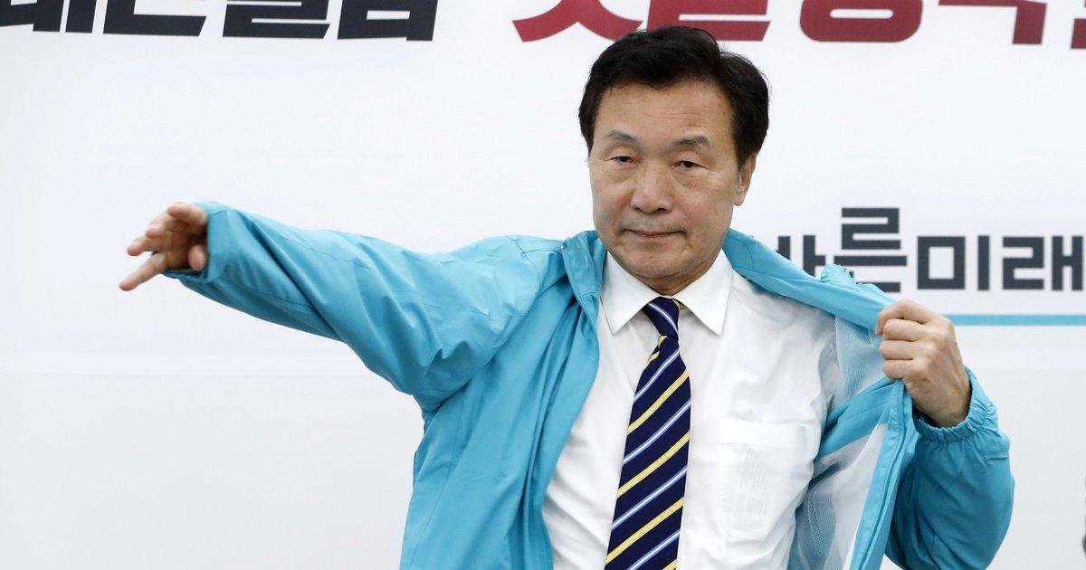 손학규가 돌연 '내가 나를 버리고 나서겠다'며 서울 송파을에 출마하겠다고 했고, 모두가 패닉에 빠졌다 https://t.co/duptMJ4AzU