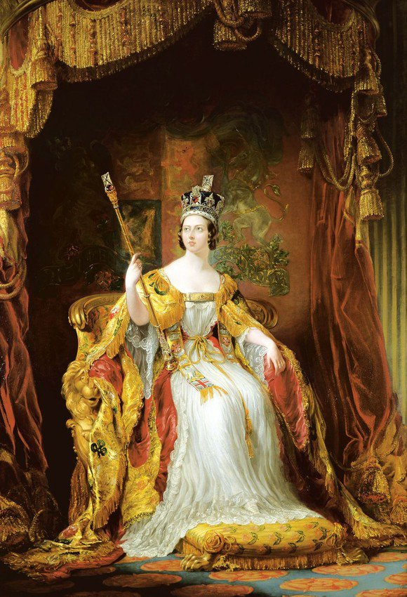 In her Journals, Princess Victoria, who became Queen just a month a later, describes her 18th birthday, on 24 May 1837:  'Today is my 18th birthday. How old I am, & yet how far from being what I should be.'