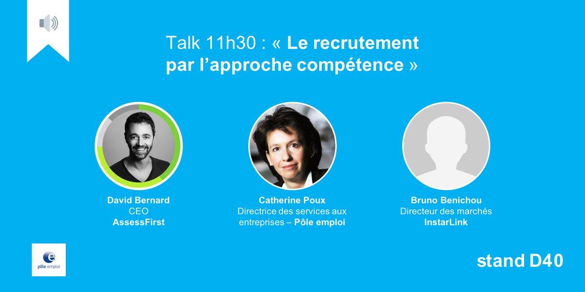 Pole Emploi Actu On Twitter Vivatech Presentation Des Avantages
