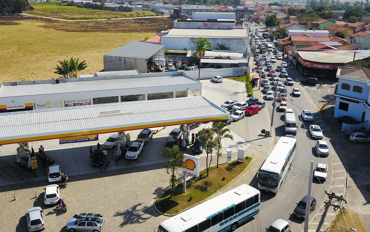 Não houve acordo sobre greve | Caminhoneiros mantêm bloqueios em rodovias https://t.co/ITxa8uaRJ6