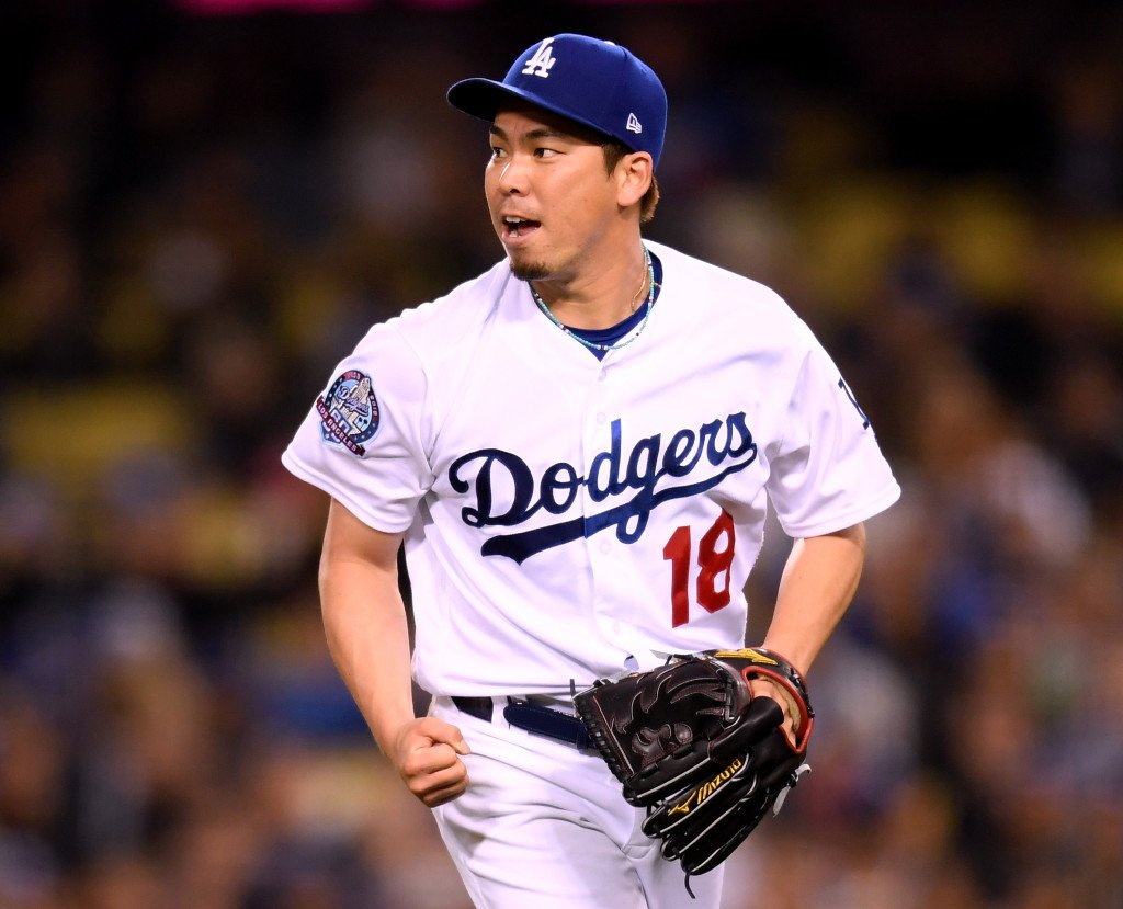 Kenta Maeda strikes out 12 as Dodgers shut out Rockies https://t.co/BbFF5ONFlE