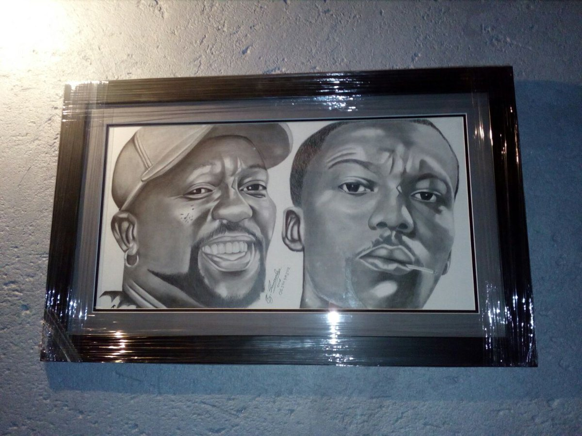 I can&#39;t wait to meet Guluva when He comes to fetch this portrait. <br>http://pic.twitter.com/Q9zilSno47