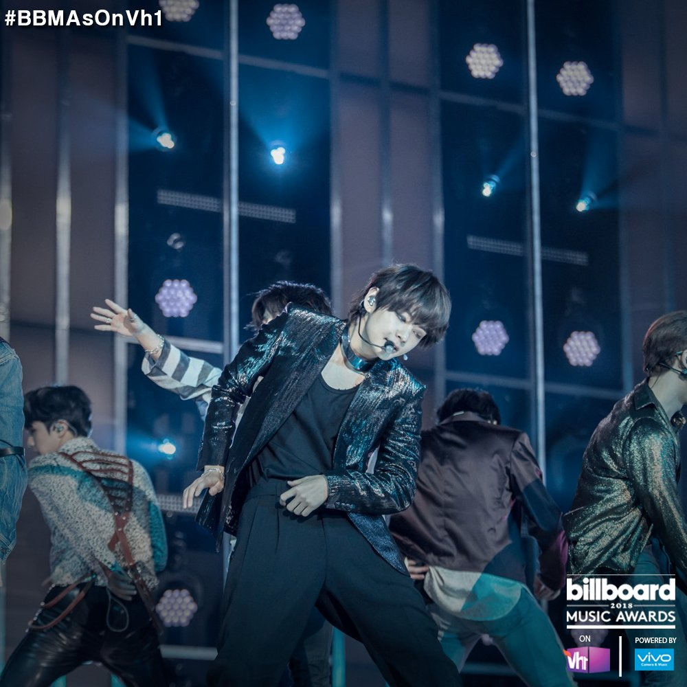 Still hung up on that @BTS_twt #BBMAs performance? Catch the encore at 8 AM on Friday, 11 AM on Saturday and 9 PM on Sunday! #BBMAsOnVh1O@vivo_indianVh1