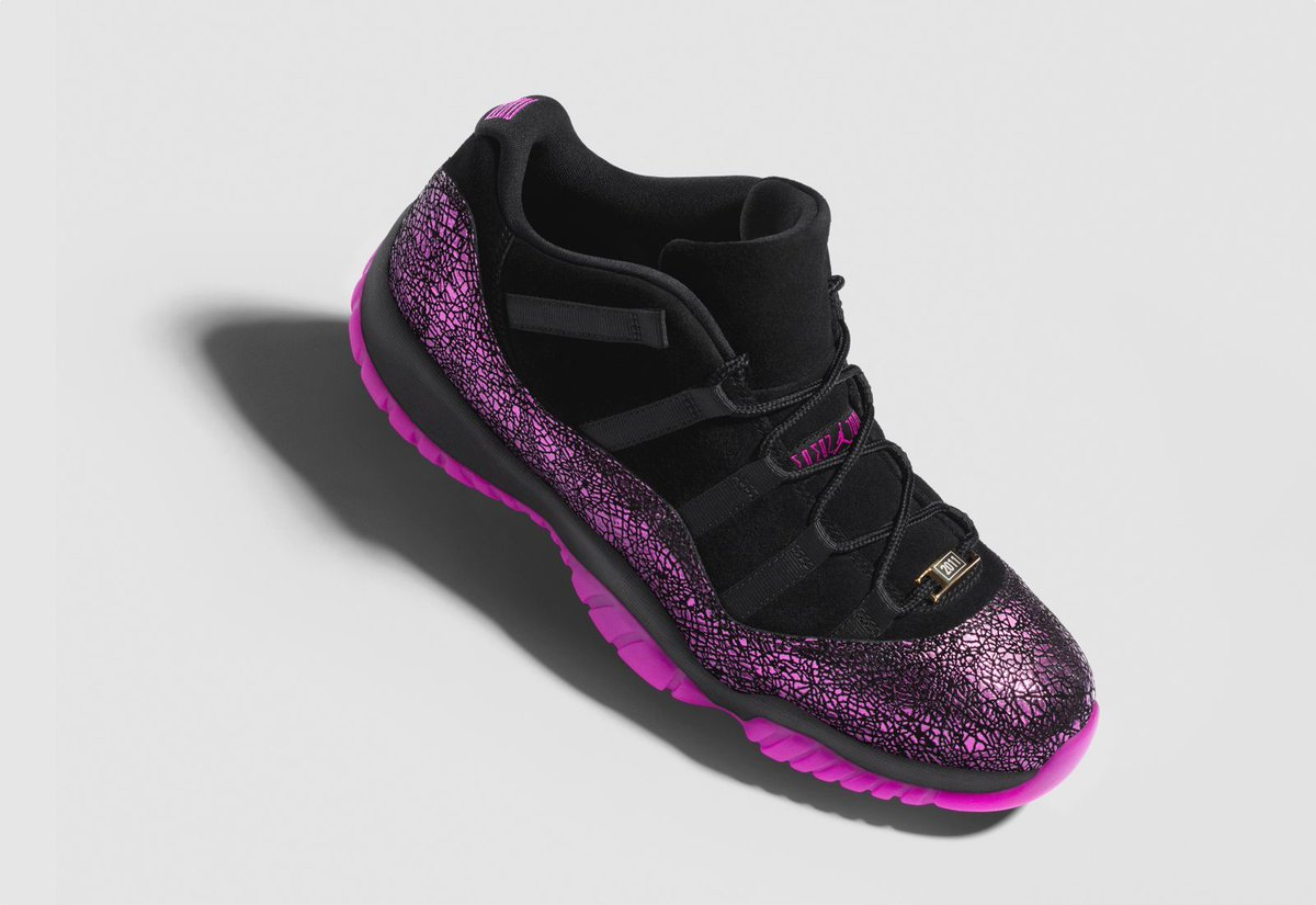 d3c7ec6cb47 Air Jordan XI Low Wmns 'Art Of A Champion - Rook To Queen' Releasing In One  Hour Nike >> http://bit.ly/2s4072m BSTN >> http://bit.ly/2x7ZwBK SNS >> ...