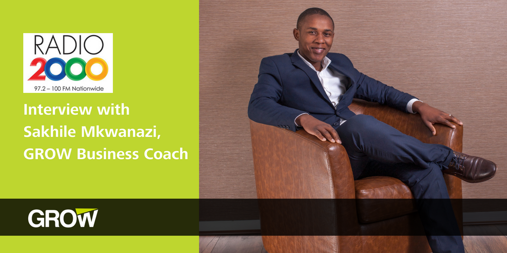 Slowing business growth? Business Coach @SakhileMkwanazi will be on @Radio2000ZA at 08:20AM discussing the key components needed to reignite your business and turn it into a success. <br>http://pic.twitter.com/1vtveQzeHT