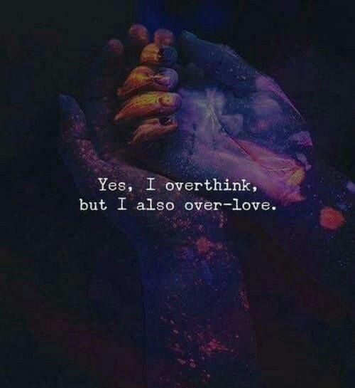 Yes, I overthink, but I also over-love.  MAYWARD CloserThanEver<br>http://pic.twitter.com/V5TUBOvsdX