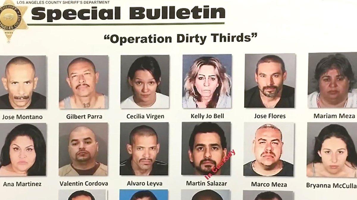 🎥   Autoridades arrestan a 32 presuntos miembros de la pandilla carcelaria Mafia Mexicana en California https://t.co/5gmPpOklhi
