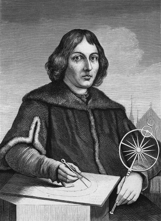 #OnThisDay in 1570, Nicolas Copernicus, astronomer, dies in Poland aged 70. &quot;Of all things visible, the highest is the heaven of the fixed stars.&quot; Nicolaus Copernicus. <br>http://pic.twitter.com/DTXCqNlk0G