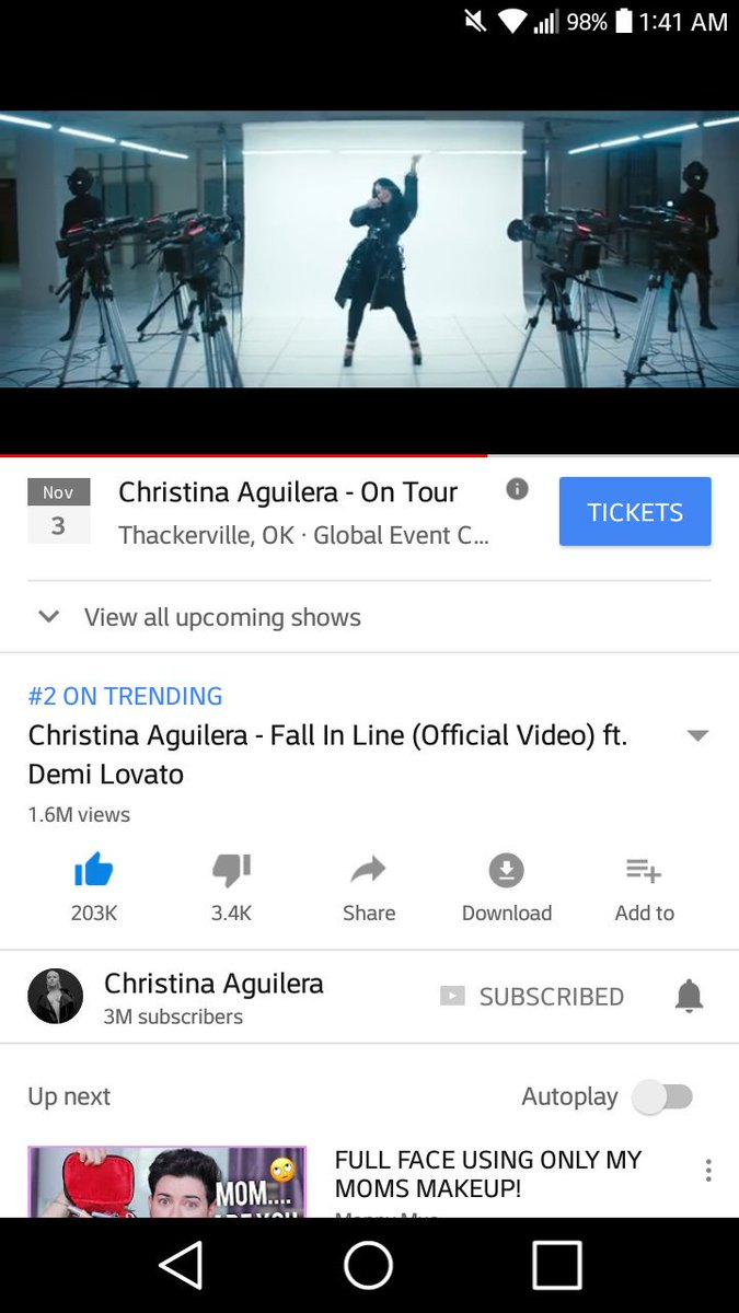 #FallInLine Latest News Trends Updates Images - dianalovato24