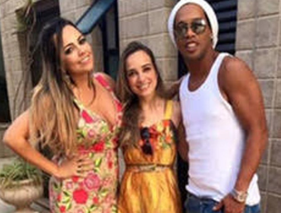 Football legend Ronaldinho to marry two women at the same time https://t.co/Co8adtJlPu