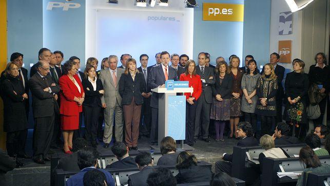 HEMEROTECA | Cuando Rajoy dijo en 2009 que toda la Gürtel era una conspiración contra el PP https://t.co/IYdz1wanMg