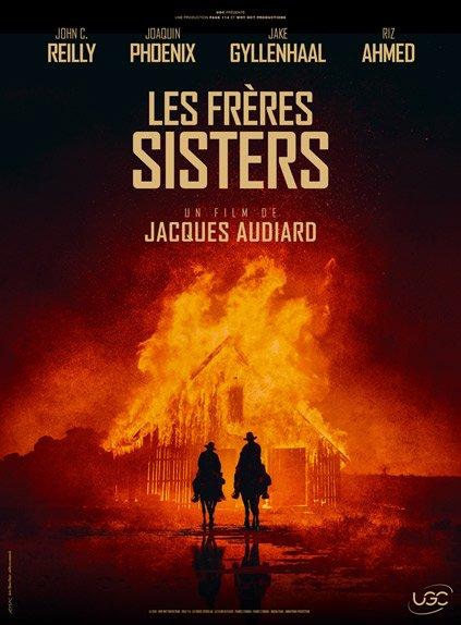 The Sisters Brothers de Jacques Audiard Dd8bCC_U0AENz8W