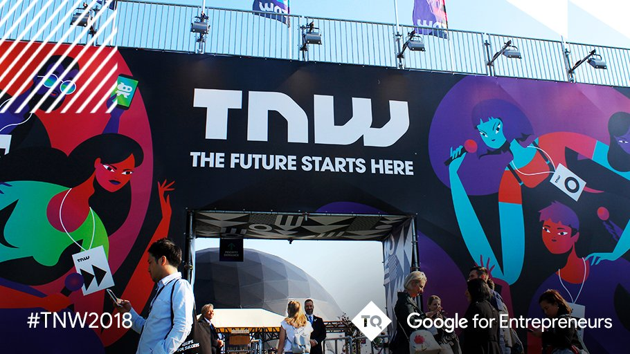 Predict. Discuss. Invent.  Grow. Come by the Growth Quarters stage to hear from experts behind the success of some of the world's fastest-growing companies. Day 1 of #TNW2018 starts now.<br>http://pic.twitter.com/TQmgRBl3P6