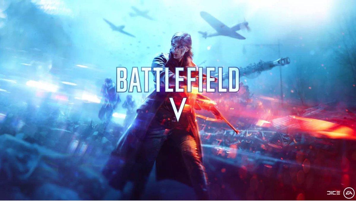 Want Magazine's photo on Battlefield V