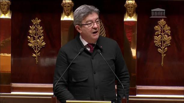 Vers la levée de l'immunité parlementaire de Jean-Luc Mélenchon ? https://t.co/Pk5ElPRgVp