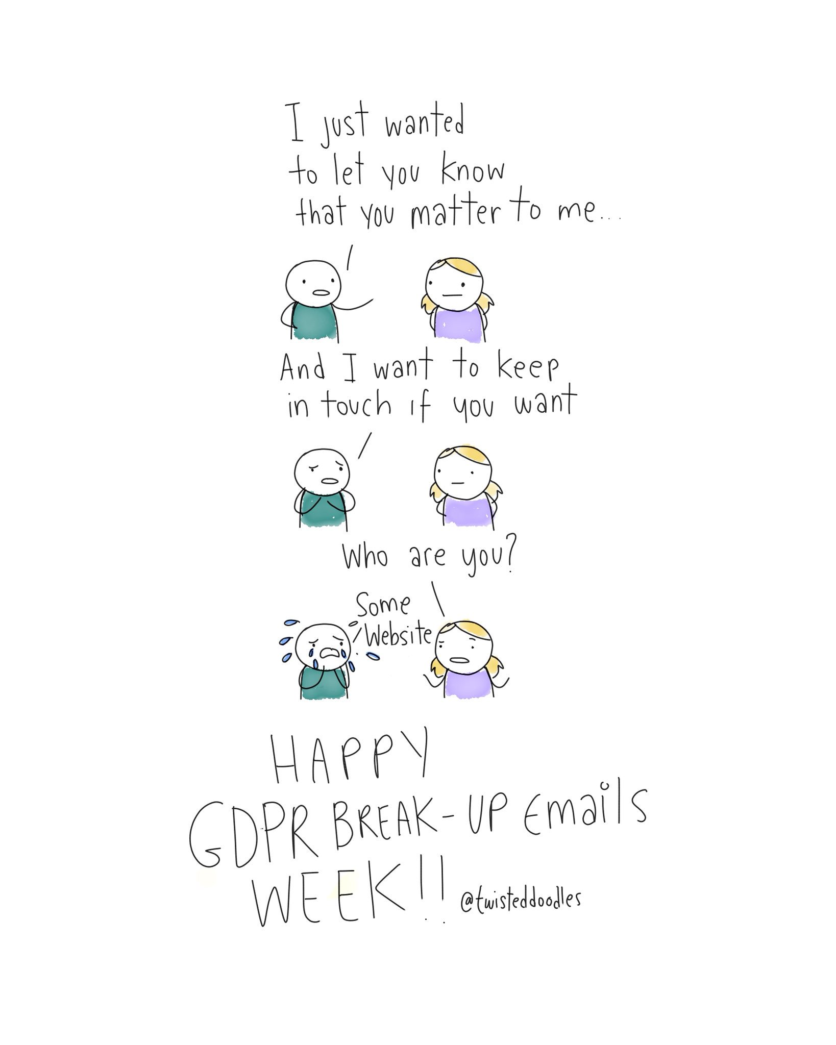 Happy RGPD break-up emails week!