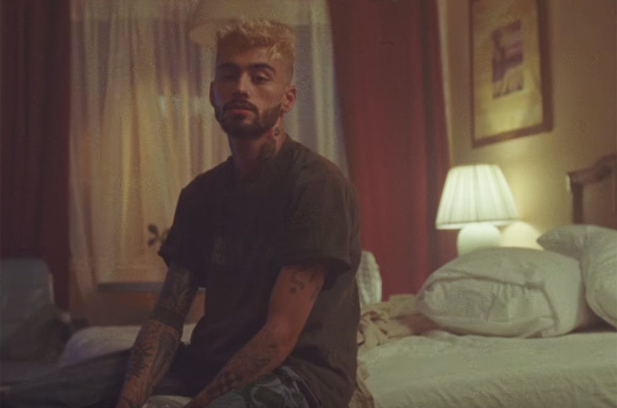 Zayn drops epic new song & video for 'Entertainer' https://t.co/z1bR5ME23y