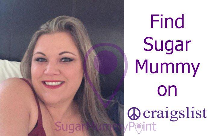 Find a sugar momma