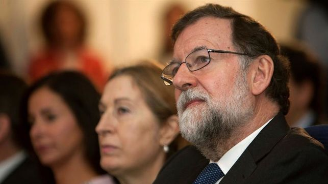 Rajoy, sobre Gürtel y Zaplana: 'El PP es mucho más que diez o quince casos aislados' https://t.co/uvWf9uYFso