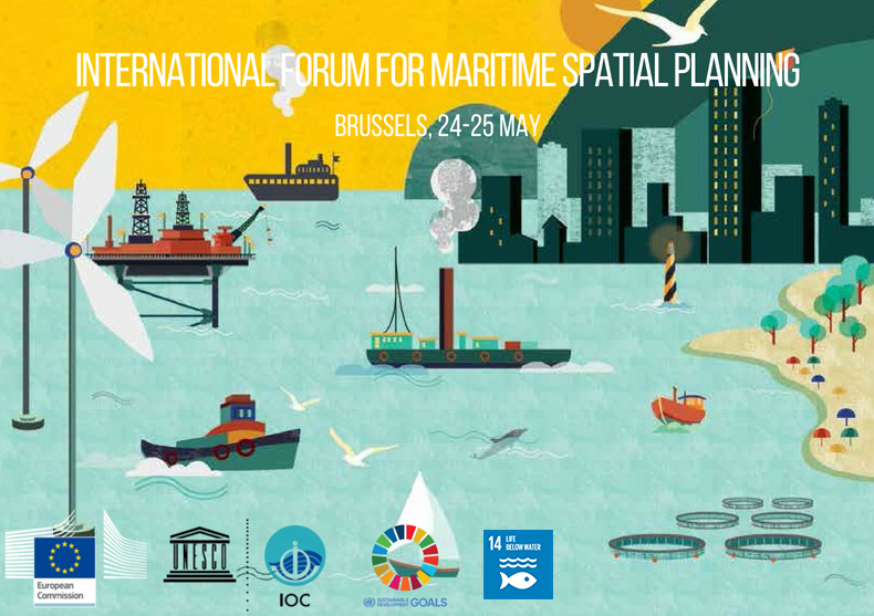 Attending the 1st International Forum for Maritime Spatial Planning? Join on  http:// sli.do  &nbsp;   with the code #MSPglobal: respond to the polls, ask your questions and make the most out of this event, proudly hosted by @EU_MARE &amp; @IocUnesco<br>http://pic.twitter.com/fp6Y2x4L1x