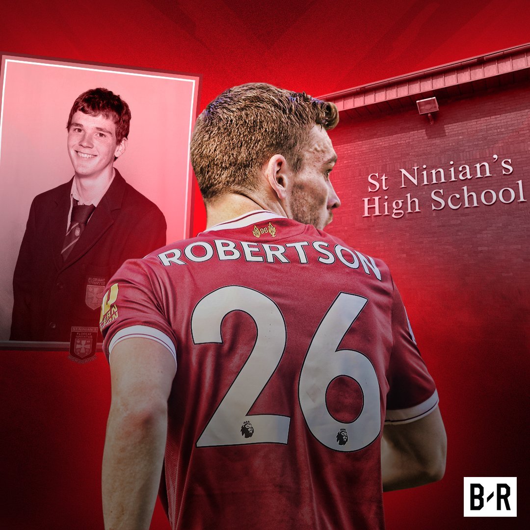 Andy Robertson's journey to the Champions League final should inspire any footballer.  @tomwfootball went to see where he grew up | https://t.co/h7qMsUM3lI
