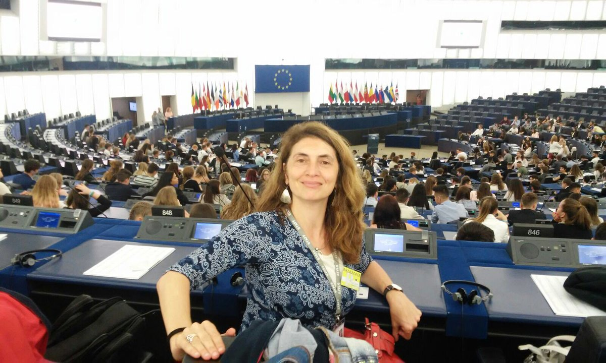 We are ready for an exciting day of hard work in the #EuropeanParliament <br>http://pic.twitter.com/KQ8x5XWZAe