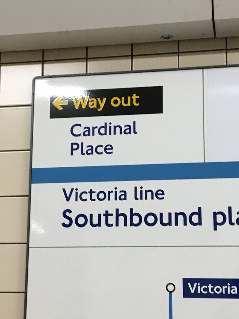 Who would have known that the secret location of Ghost was just outside of Victoria Station in London! <br>http://pic.twitter.com/4YQFYreGq0