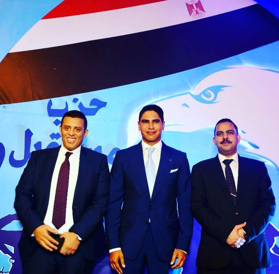 مبروك لحزب مستقبل وطن إندماج الحركة الوطنية كلنا معاك من أجل مصر للعمل تحت مظلة سياسية واحدة. #تحيا_مصر #abouhashima
