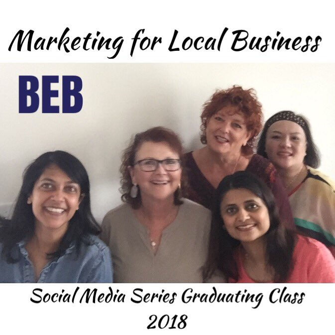 We're going to miss seeing our dynamic entrepreneurs on Wednesdays!  Thank you for a fantastic series, and we can't wait to see your stories unfold while your businesses grow thru social media.  #MFLB<br>http://pic.twitter.com/5fSkFPDmlb