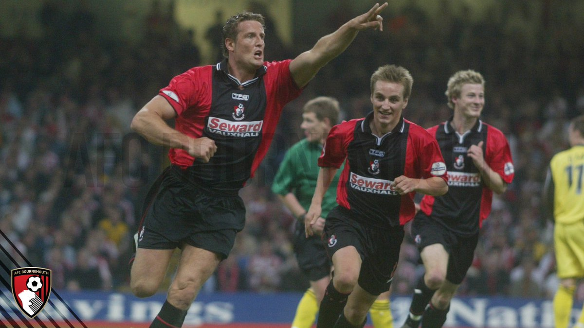 #OnThisDay   WHAT. A. DAY.    years ago, we secured a memorable day in Cardiff, a 5-2 win in the Division Three play-off final   #afcb  <br>http://pic.twitter.com/j9LnWlxxGK