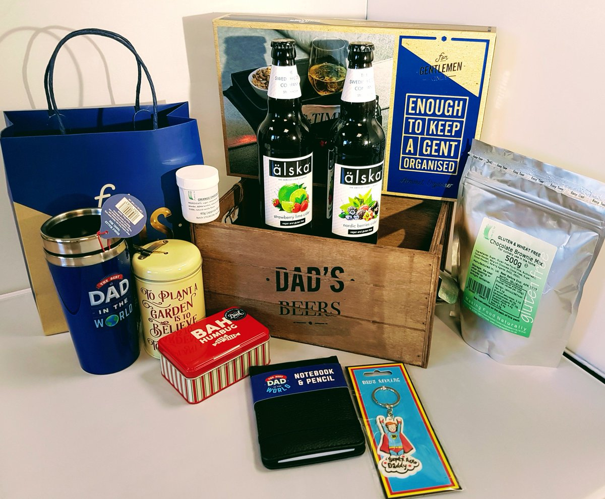 Our biggest ever #glutenfree #FathersDay #baking #giveaway - all you need to do to enter is RT and Follow - #Goodluck #competition #nomnomnom<br>http://pic.twitter.com/dDztdSCs3S