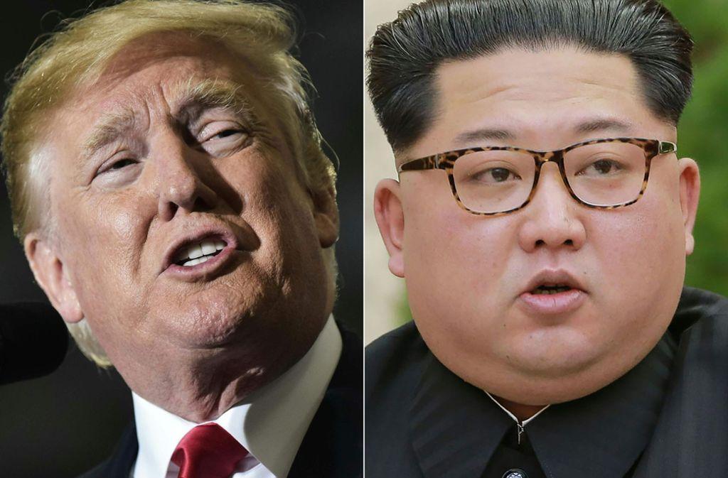 Trump sagt Gipfel ab: Der US-Präsident will Kim Jong Un jetzt doch nicht mehr treffen https://t.co/QpDBSjwQ2P